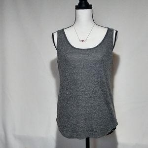 """""""Old Navy"""" Gray Tank Top w/rounded necline"""